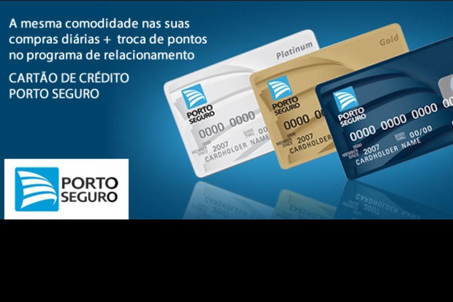 Cartão de crédito Porto Seguro com desconto no seguro do seu carro